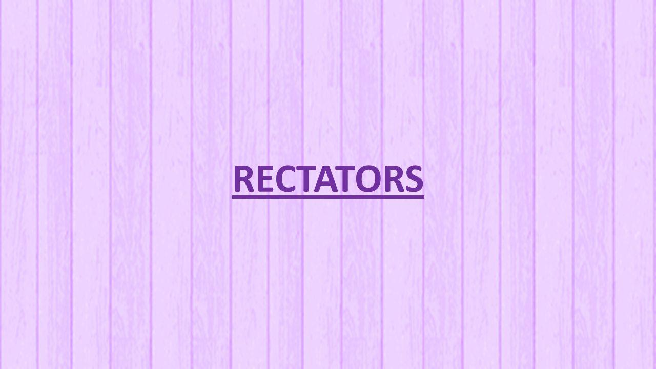 RECTATORS