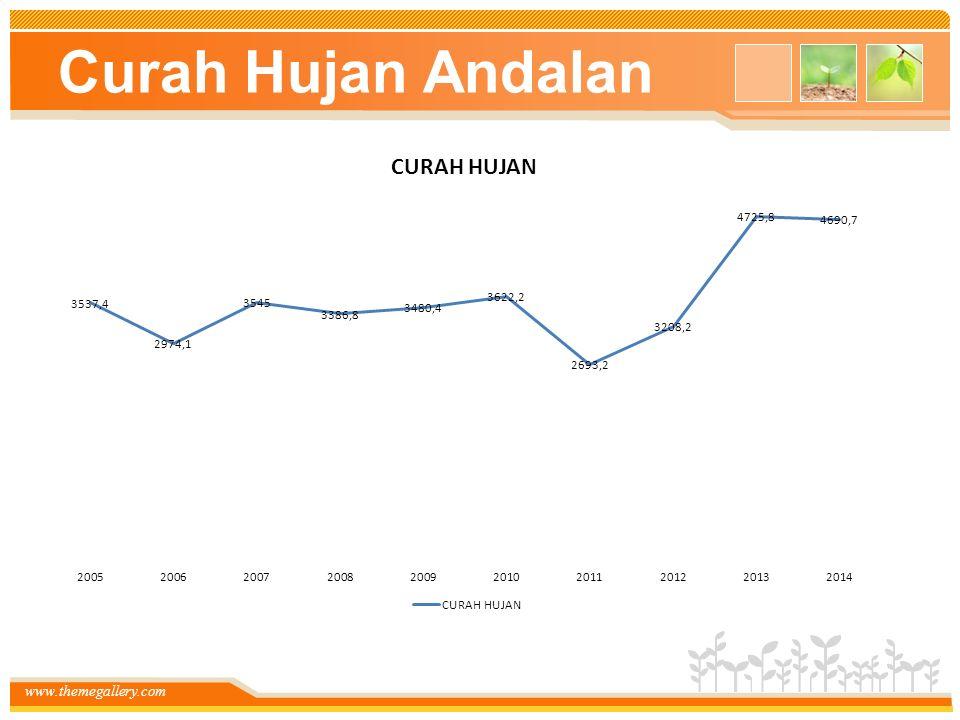 Curah Hujan Andalan