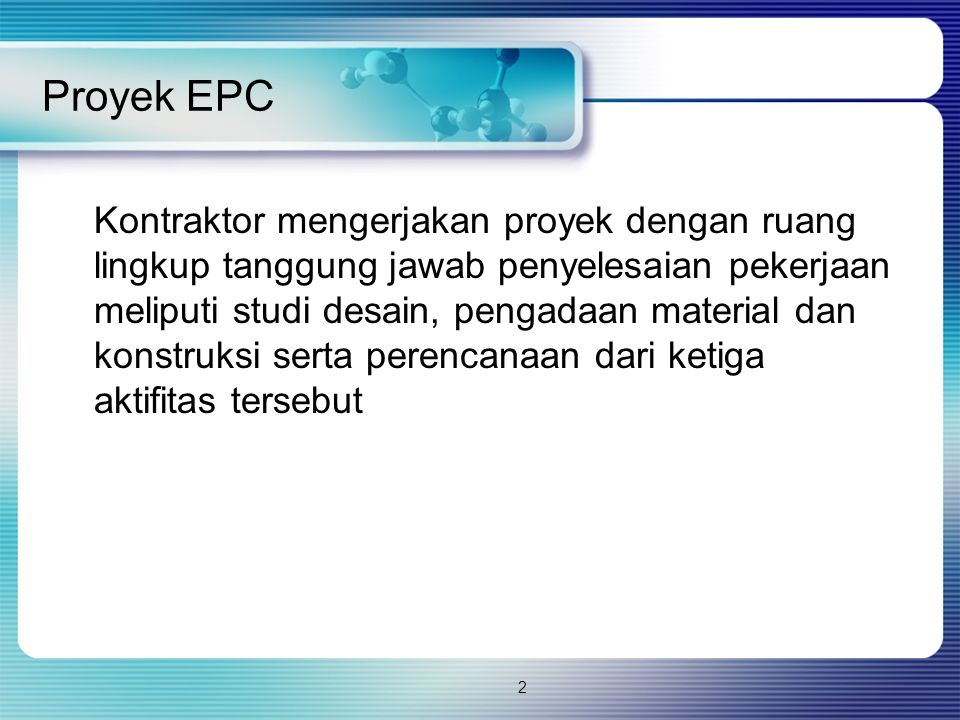 Proyek EPC