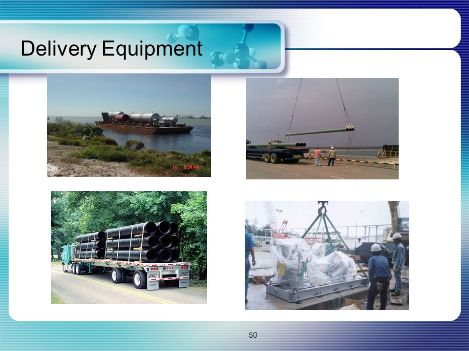 Delivery Equipment