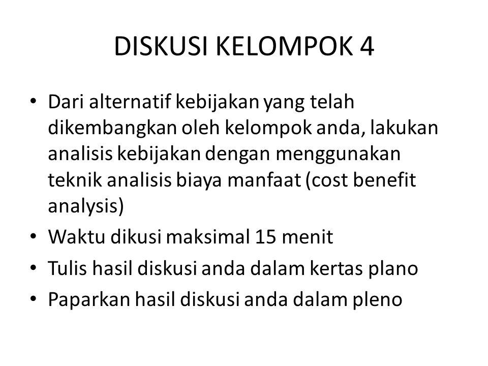 DISKUSI KELOMPOK 4
