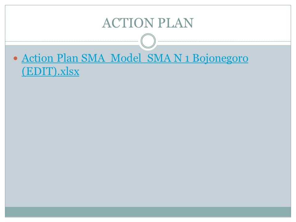 ACTION PLAN Action Plan SMA Model SMA N 1 Bojonegoro (EDIT).xlsx