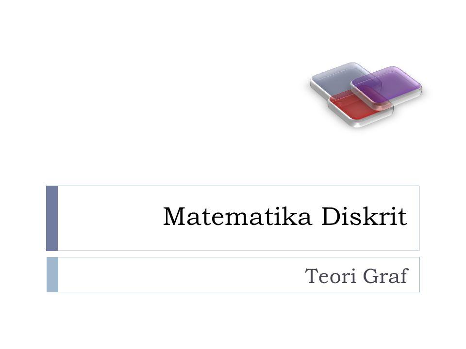 Matematika Diskrit Teori Graf