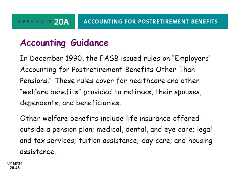 Accounting Guidance