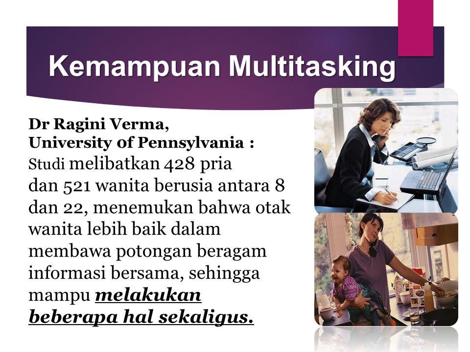 Kemampuan Multitasking