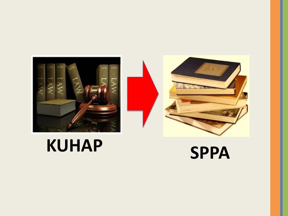 KUHAP SPPA