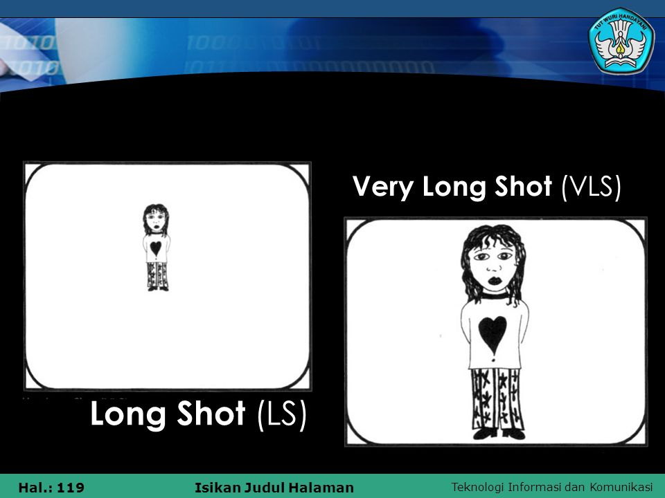 Very Long Shot (VLS) Long Shot (LS)