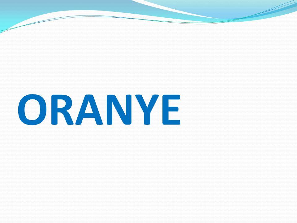 ORANYE