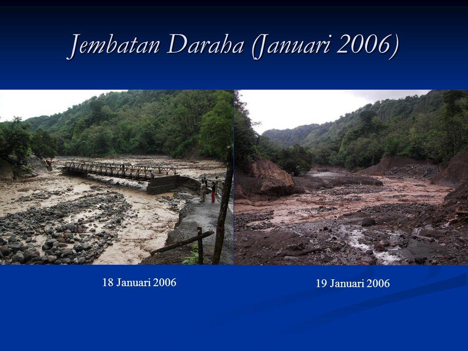 Jembatan Daraha (Januari 2006)