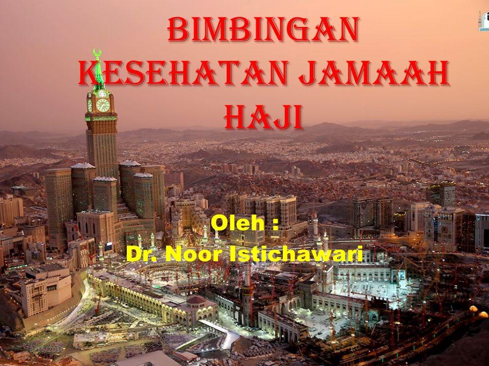 Oleh : Dr. Noor Istichawari
