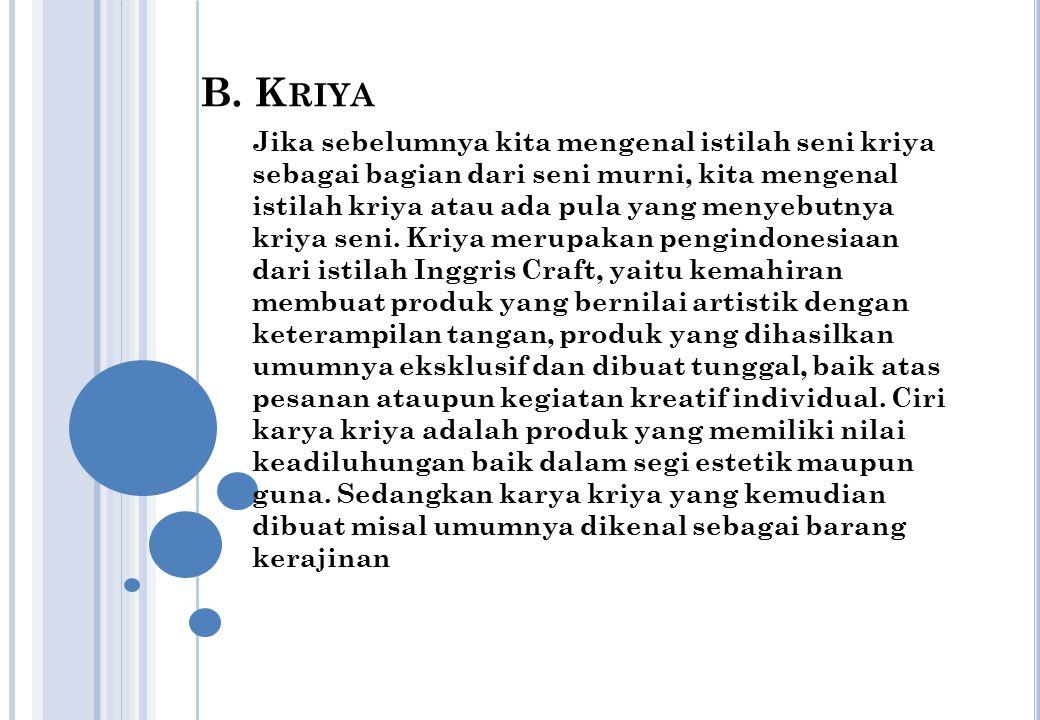 B. Kriya