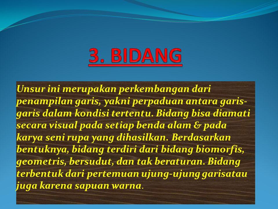 3. BIDANG