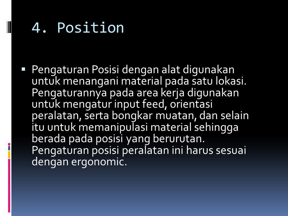 4. Position