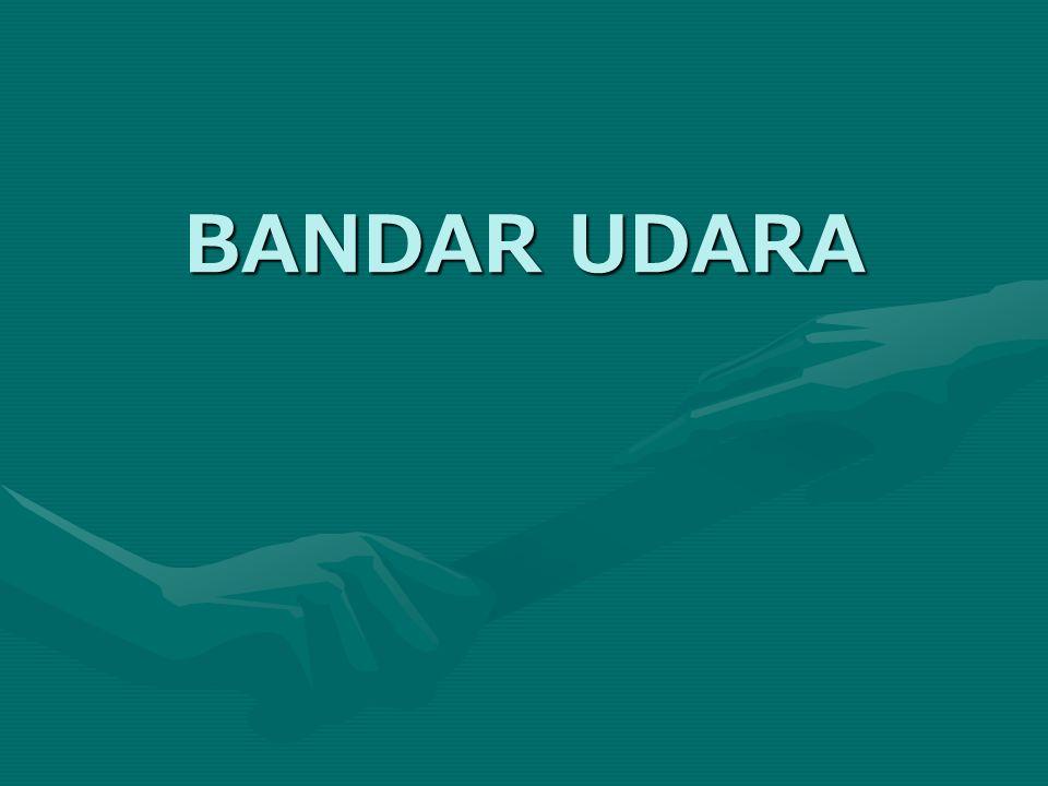 BANDAR UDARA