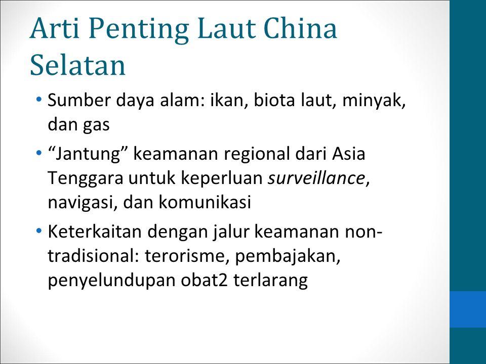 Arti Penting Laut China Selatan