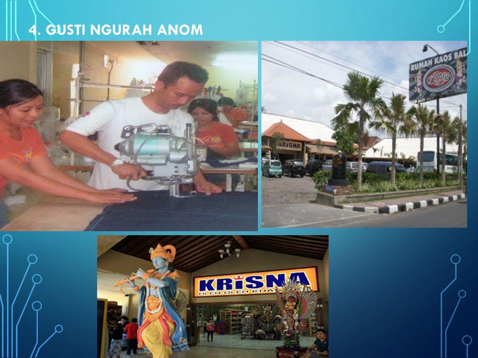 4. GUSTI NGURAH ANOM