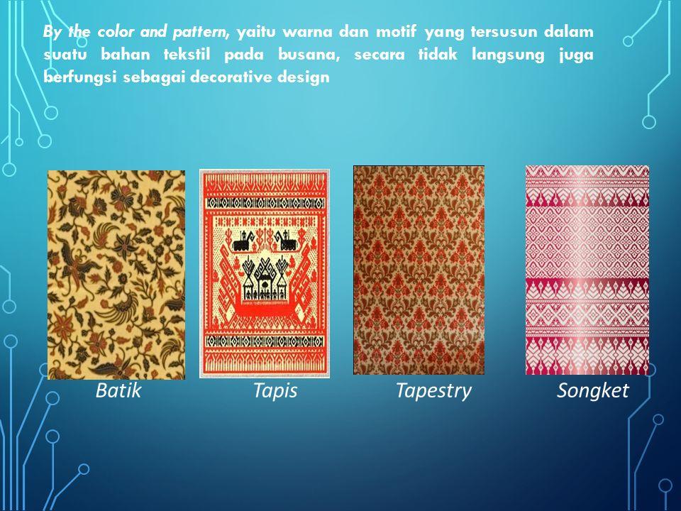 Batik Tapis Tapestry Songket