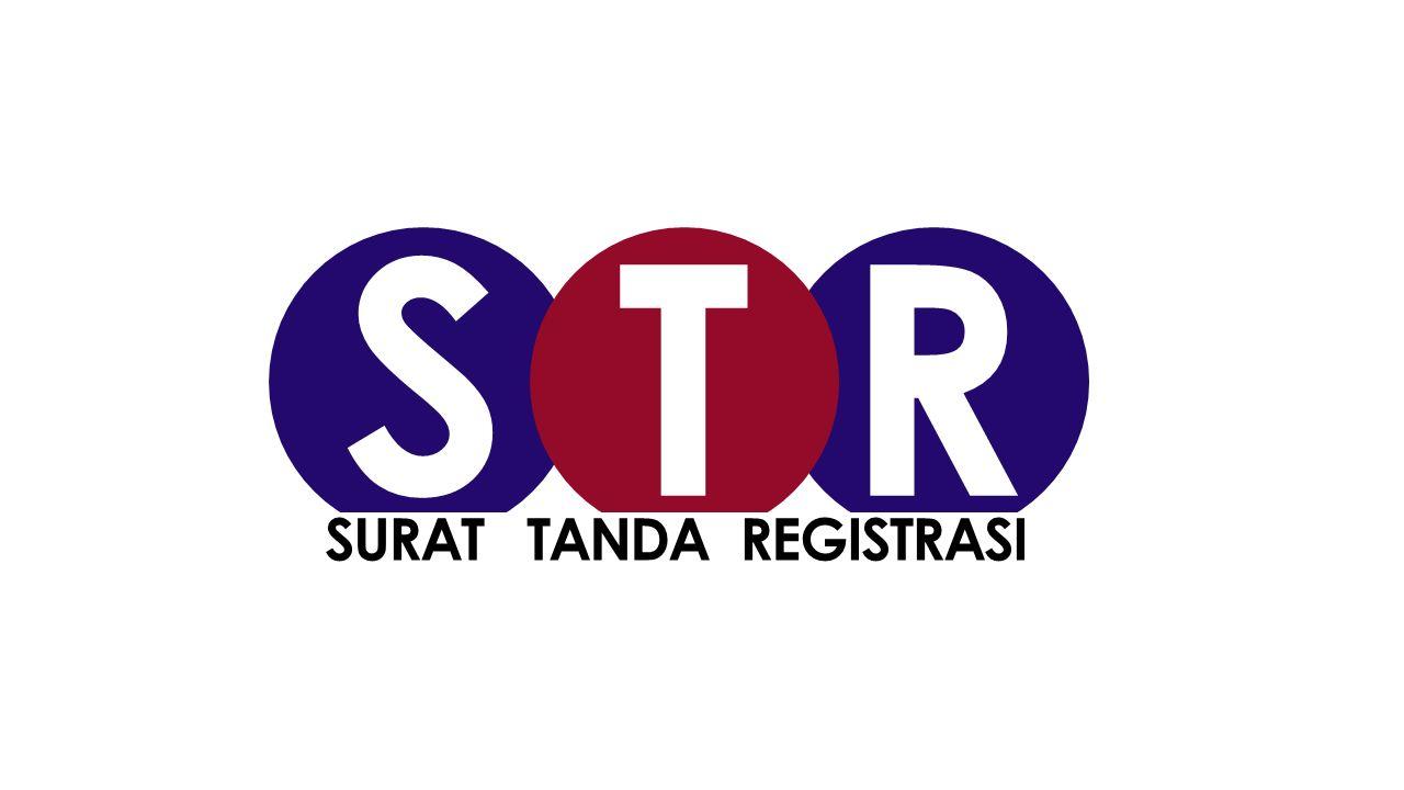S T R SURAT TANDA REGISTRASI
