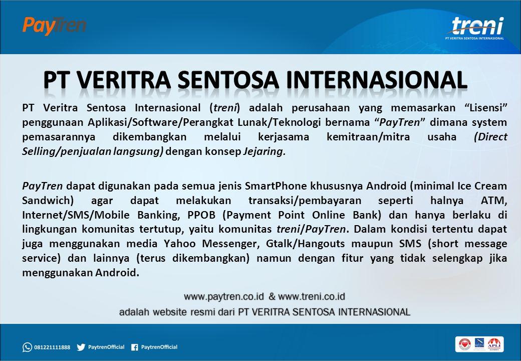 PT VERITRA SENTOSA INTERNASIONAL