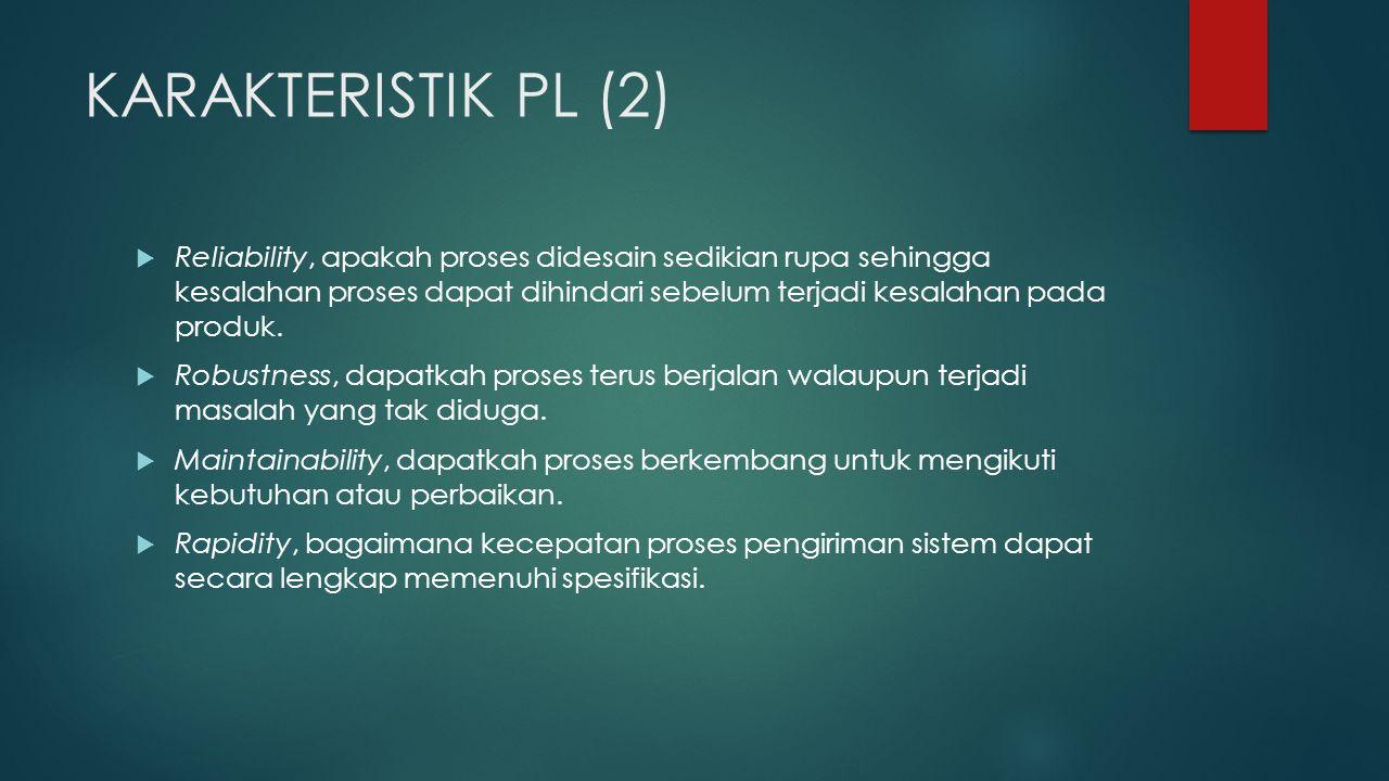 KARAKTERISTIK PL (2)