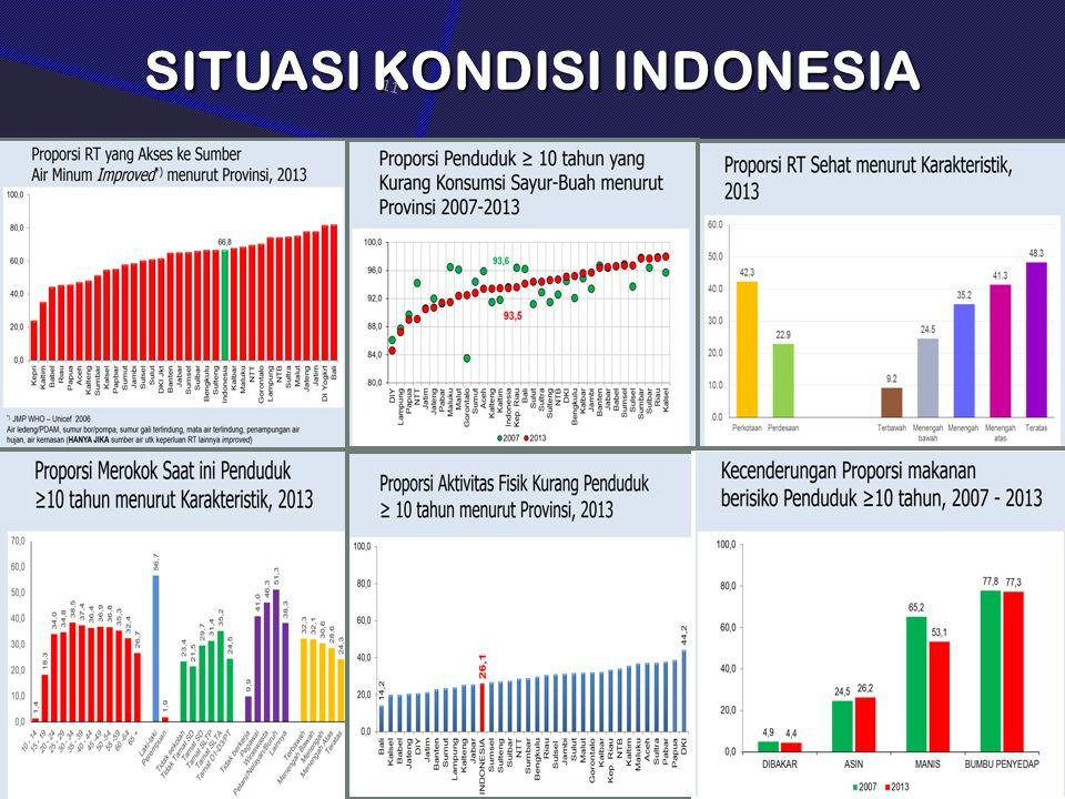 SITUASI KONDISI INDONESIA