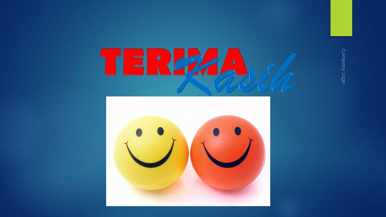 TERIMA Kasih Company Logo
