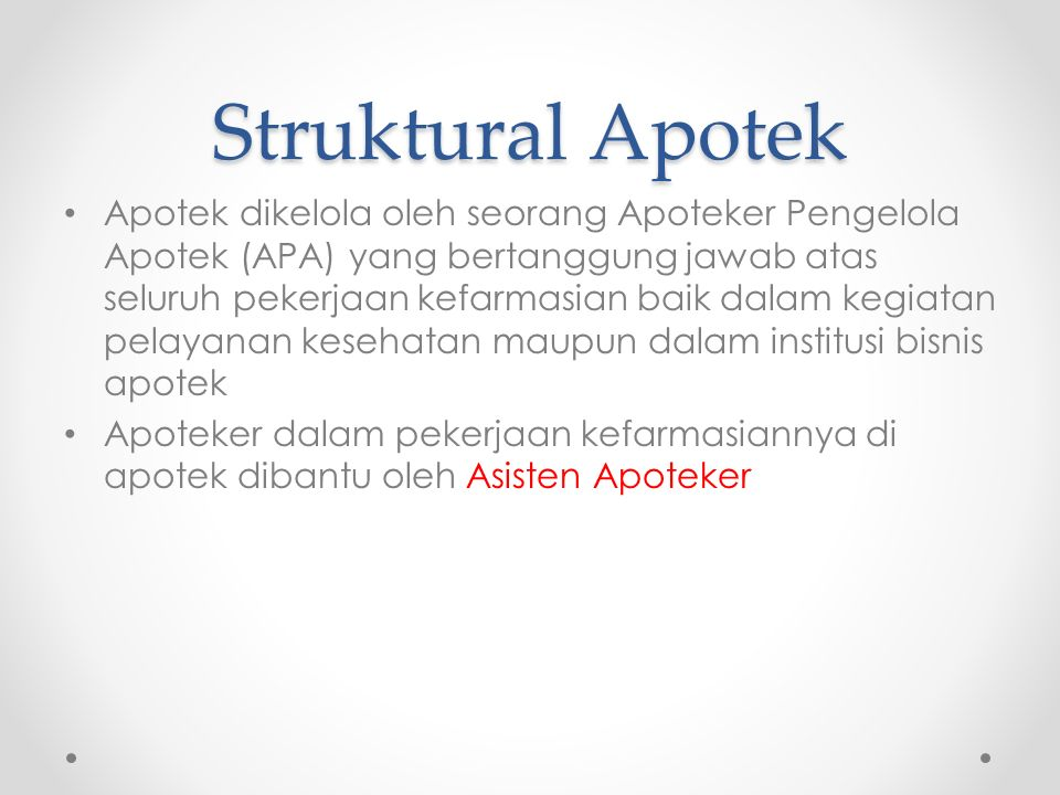 Struktural Apotek
