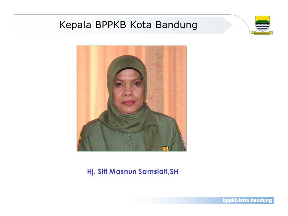 Kepala BPPKB Kota Bandung