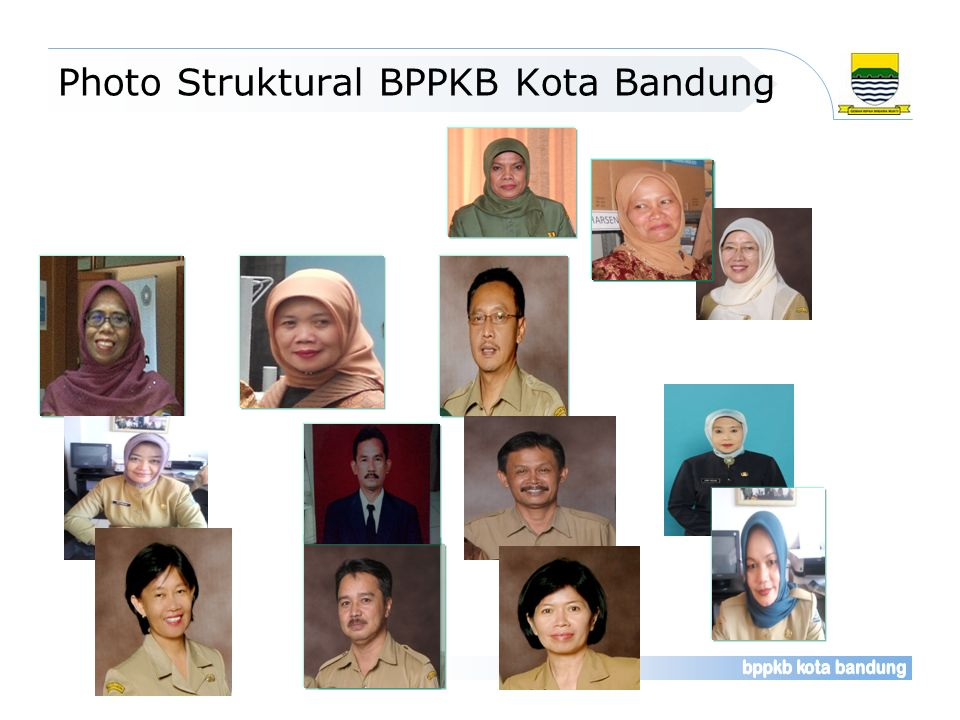 Photo Struktural BPPKB Kota Bandung