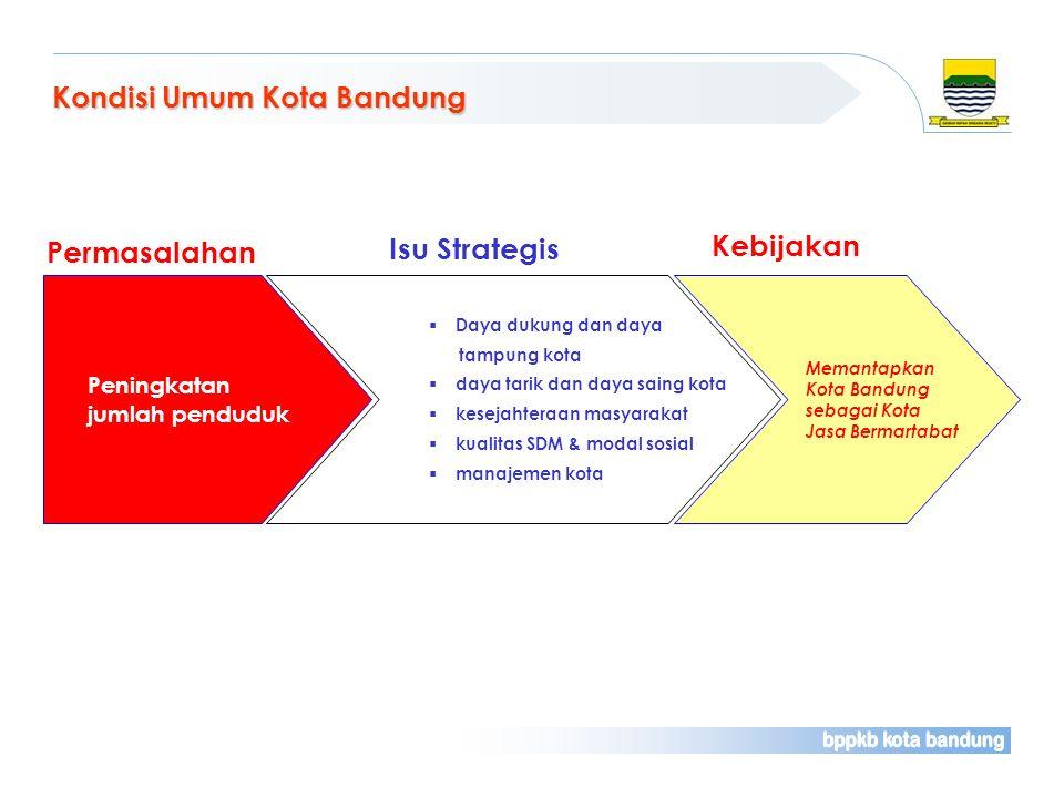 Kondisi Umum Kota Bandung