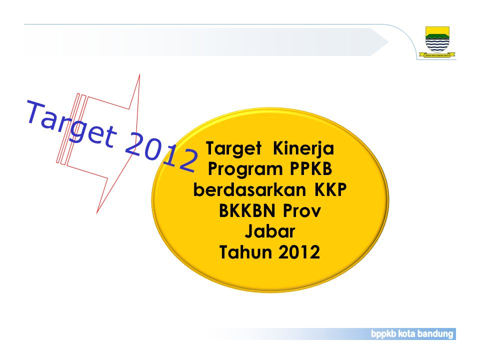 Program PPKB berdasarkan KKP BKKBN Prov Jabar