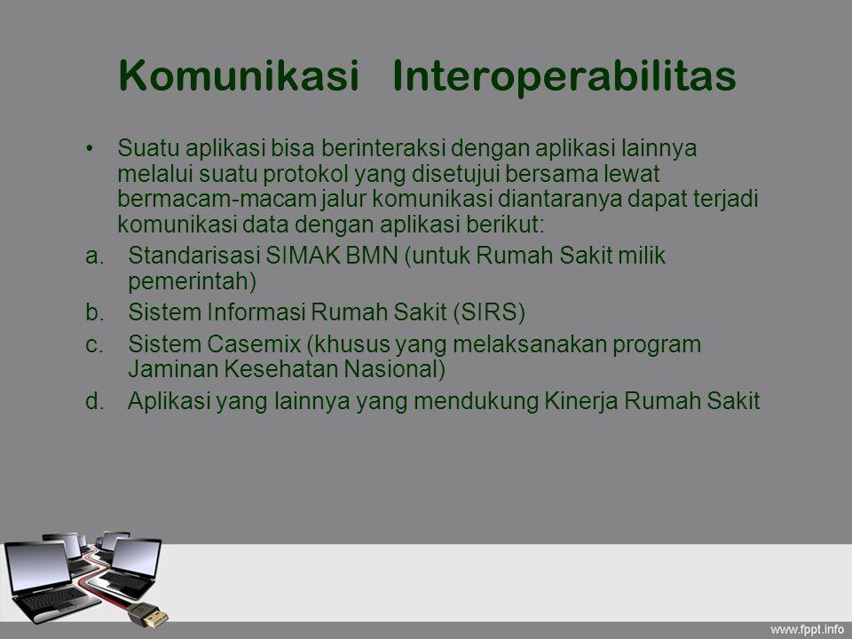 Komunikasi Interoperabilitas