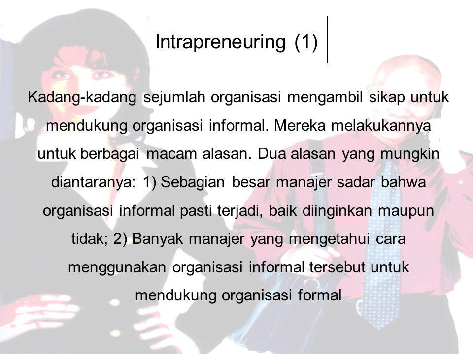 Intrapreneuring (1)