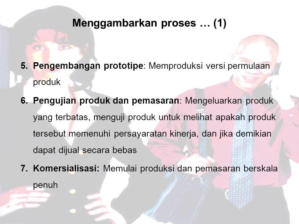 Menggambarkan proses … (1)