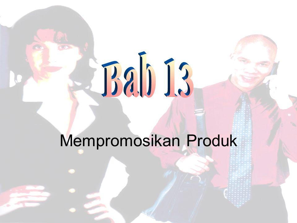 Bab 13 Mempromosikan Produk