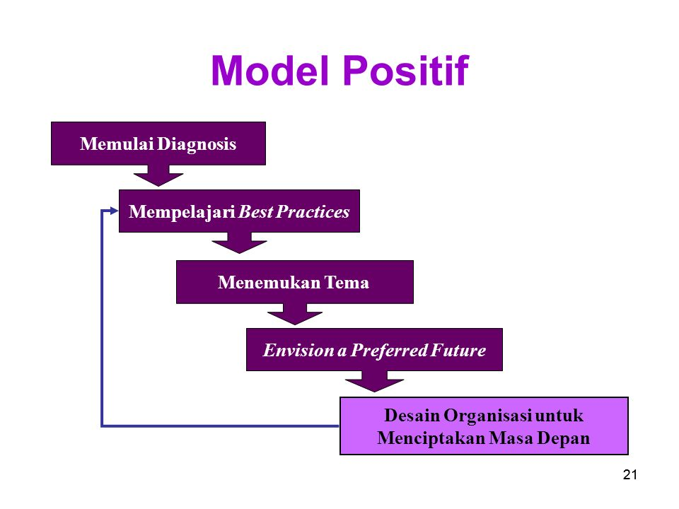 Model Positif Memulai Diagnosis Mempelajari Best Practices