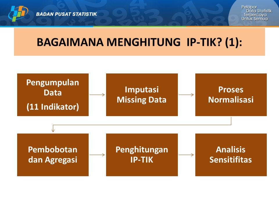 BAGAIMANA MENGHITUNG IP-TIK (1):
