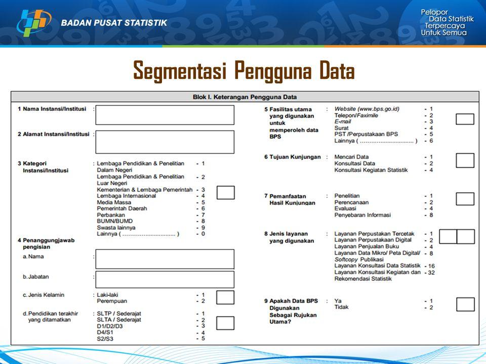 Segmentasi Pengguna Data