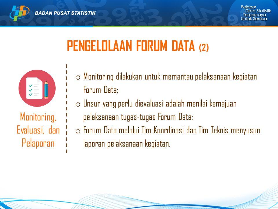 PENGELOLAAN FORUM DATA (2)