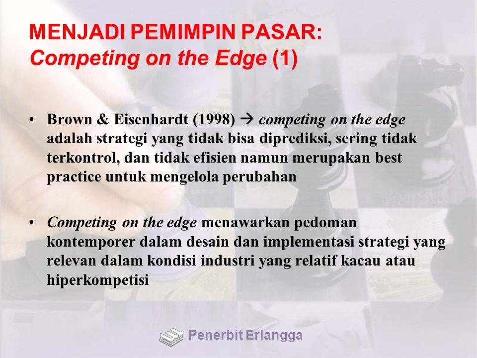 MENJADI PEMIMPIN PASAR: Competing on the Edge (1)