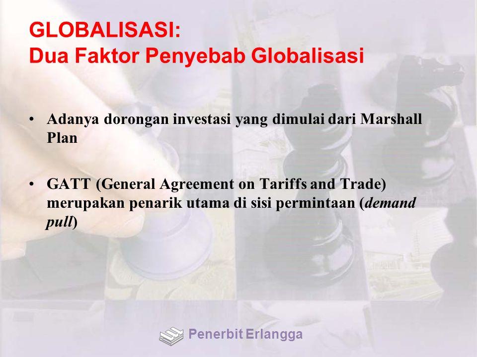 GLOBALISASI: Dua Faktor Penyebab Globalisasi