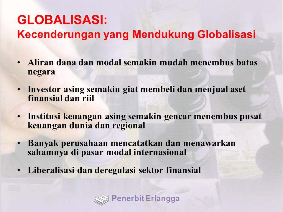 GLOBALISASI: Kecenderungan yang Mendukung Globalisasi