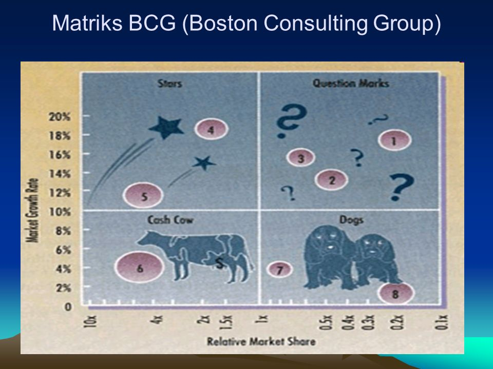 Matriks BCG (Boston Consulting Group)