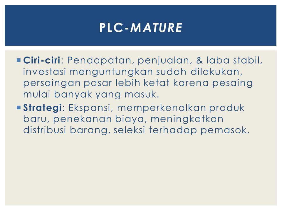 PLC-MATURE