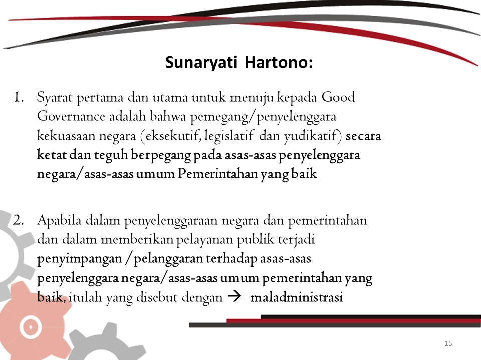 Sunaryati Hartono: