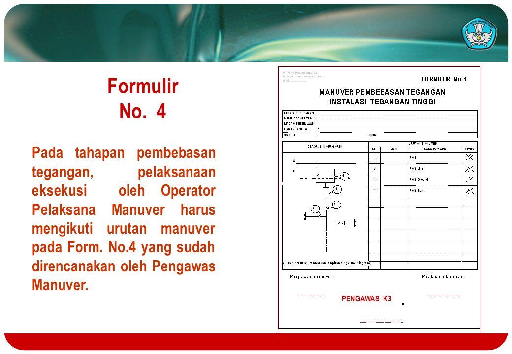Formulir No. 4