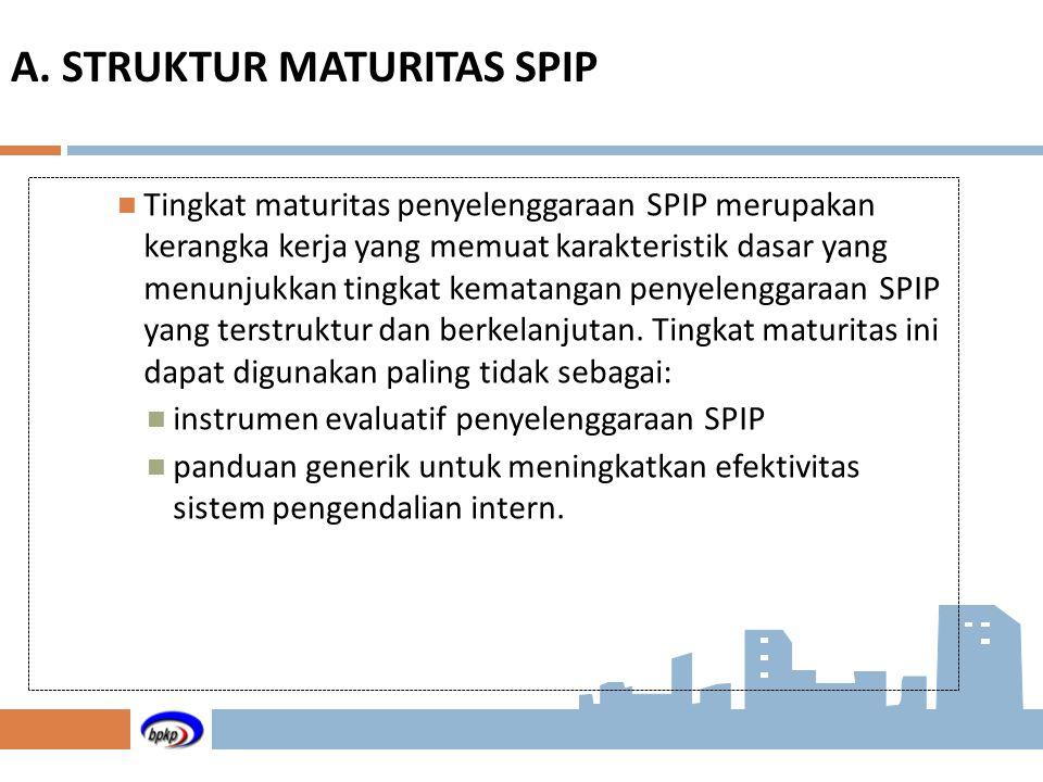 A. STRUKTUR MATURITAS SPIP