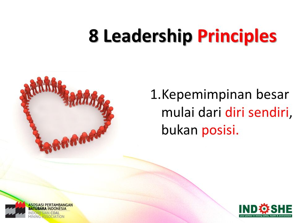 8 Leadership Principles