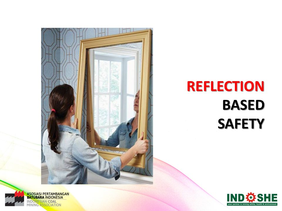 REFLECTION BASED SAFETY