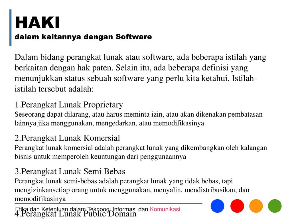 Haki Dalam Kaitannya Dengan Software C B Pengertian Akuntansi Sektor Publik C B Pemilihan C B Public Domain
